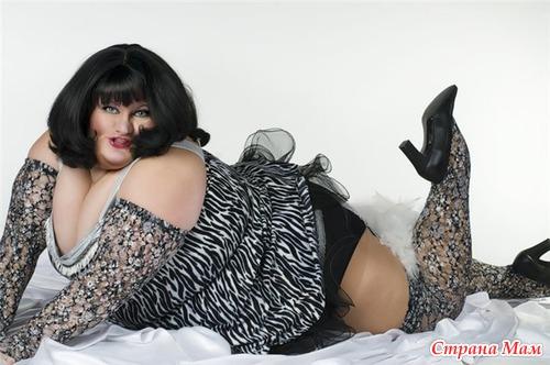 Смотреть фото толстых женщин фото 733-327