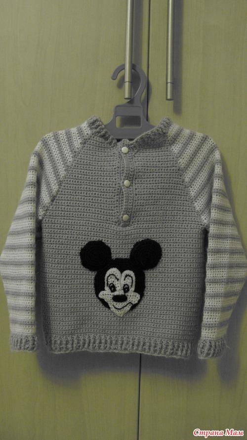 Шапка Минни Маус (Minnie Mouse) - Шапочки и панамки 24