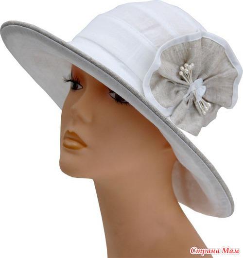 Шляпы для дам