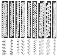 Схема вышивки котенок в кружке