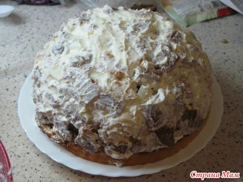 Вкусный торт панчо рецепт с фото