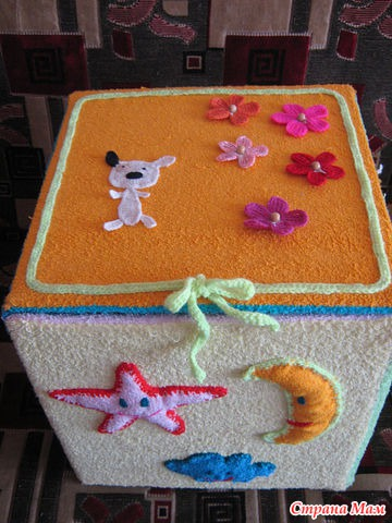 Идеи коробки для игрушек 4