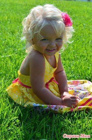 Самая красивая девочка в мире айра