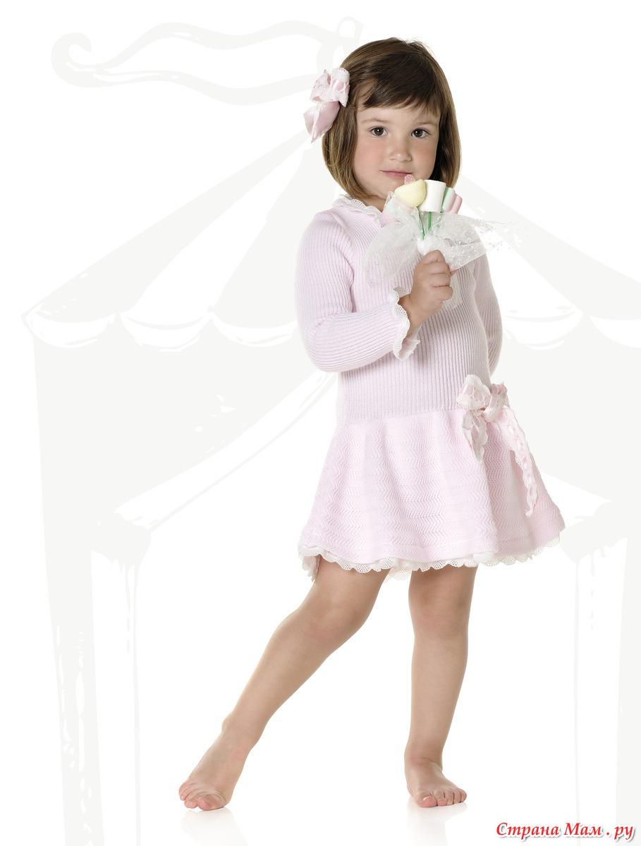 Вязания Оборок Белого Платья Carmen Taberner