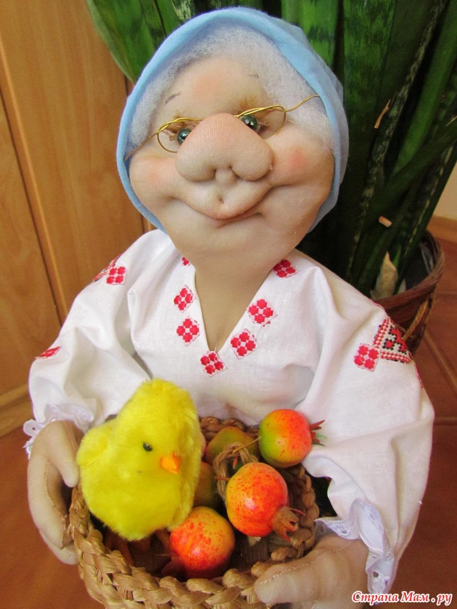 Как сделать из овощей куклу 545