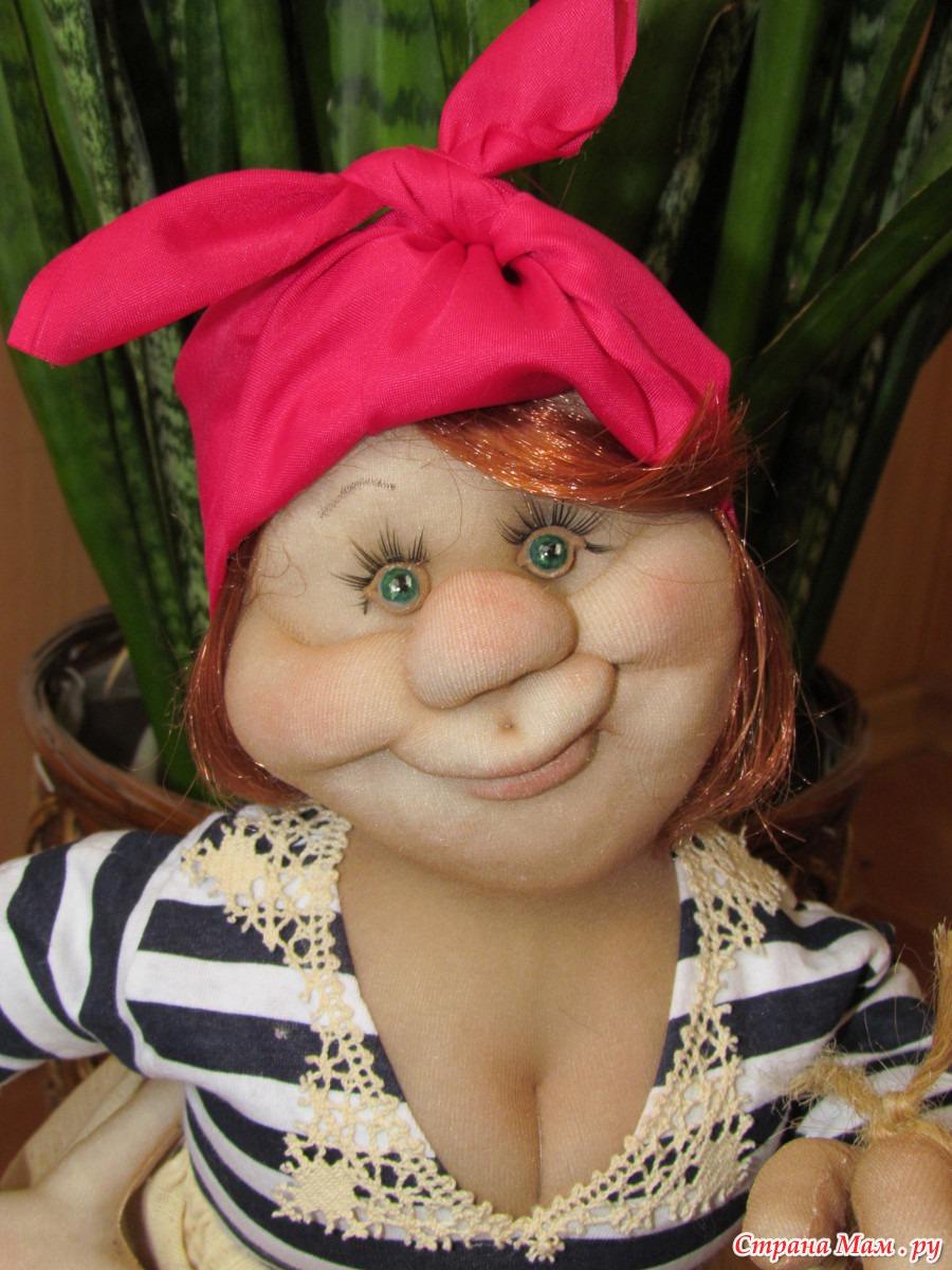 Как сшить куклу из капроновых колготок своими руками видео каркасная