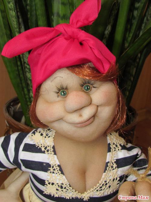 Из чего делают каркас кукол тильдиков