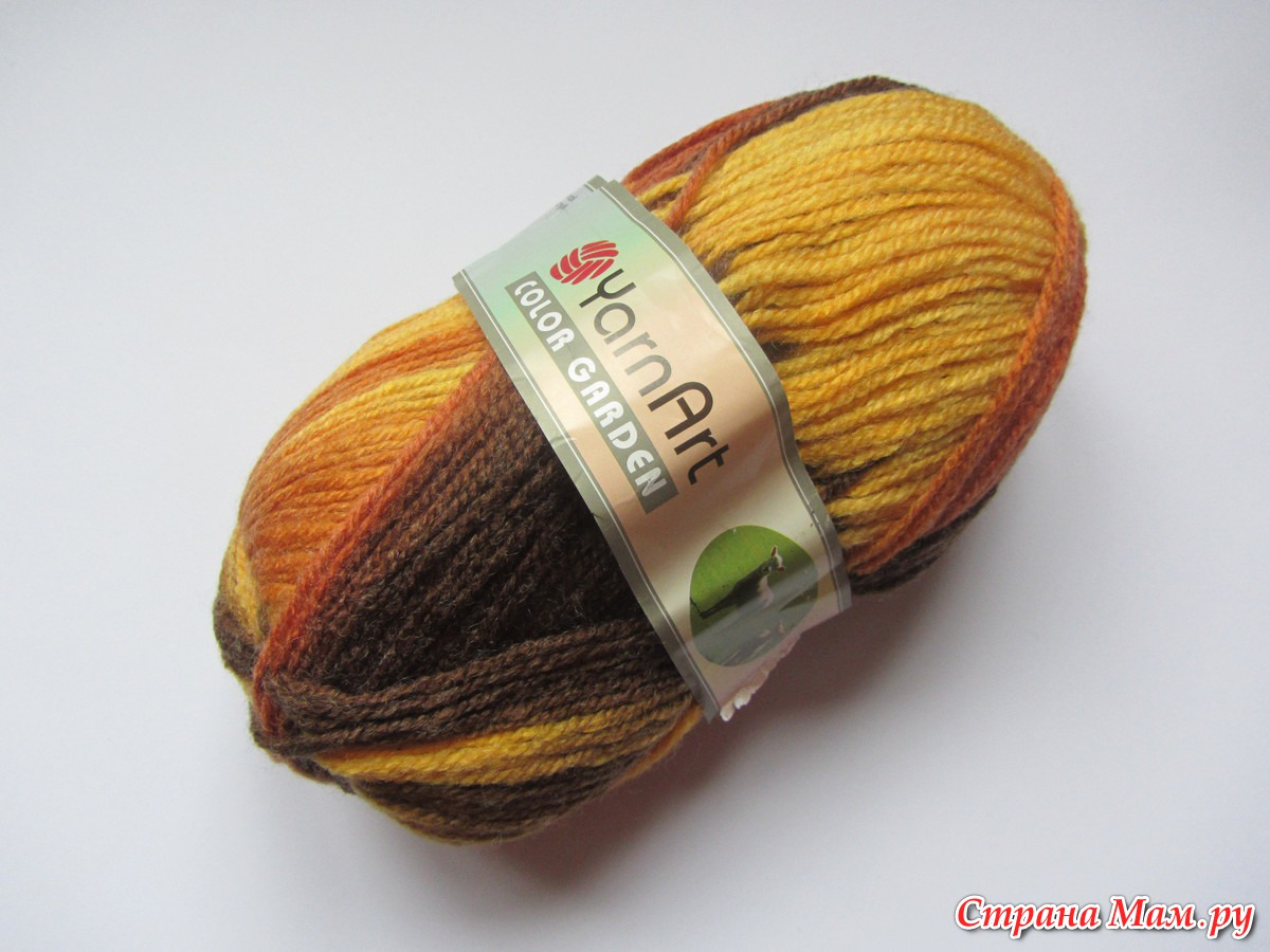yarn art color garden : Yarn Art Quot Color Garden Quot 1200x900 1 150