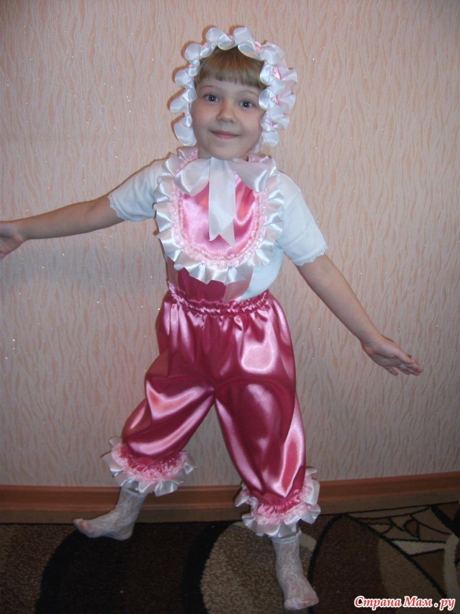 Как сделать костюм на конкурс малыш