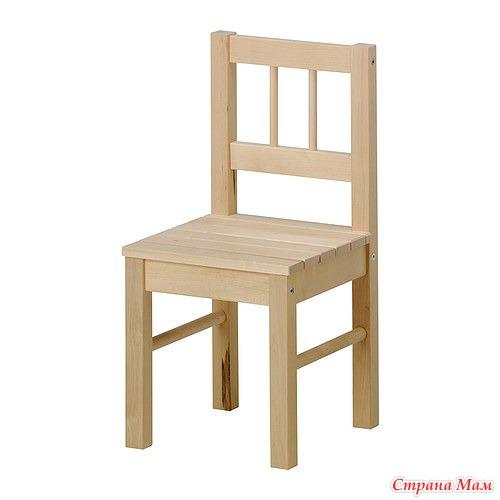 Как сделать стул своими руками с фото