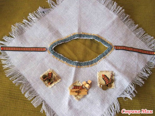 Костюм индейца своими руками из подручных материалов фото