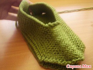 Вязание,носки,тапочки - LiveInternet