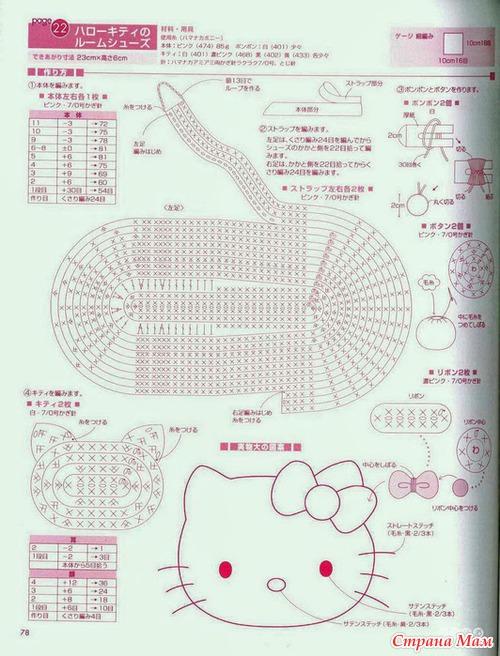 в японских схемах