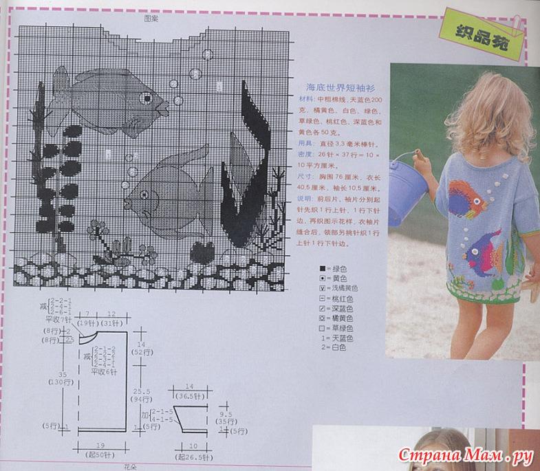 Вязание спицами детских вещей фото и схемы 15