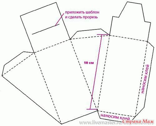 Пакет подарочный бумажный ламинированный 178х229х98 мм с тиснением