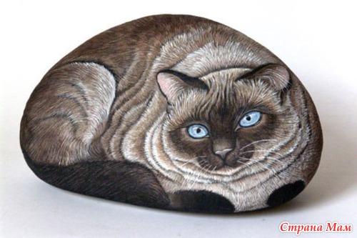Мастер класс по рисованию котов