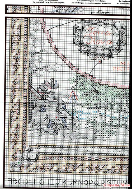 Древняя карта мира, схема для