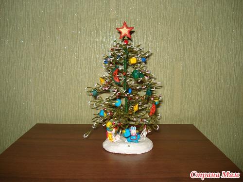 Подделки на елку фото