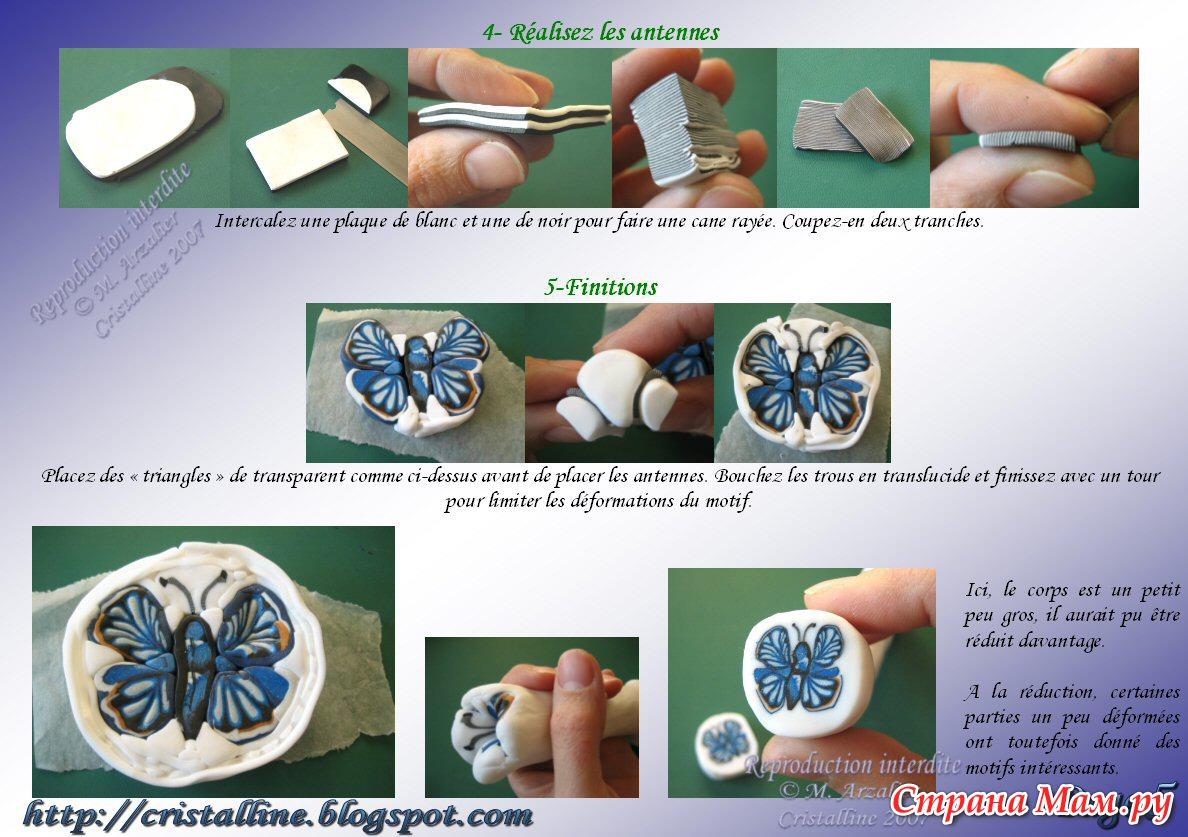 Рецепт полимерная глина