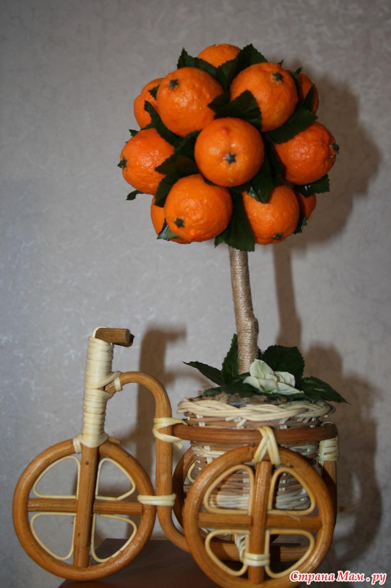 Поделки апельсины своими руками 48