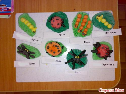 Картинки с поделками для школы