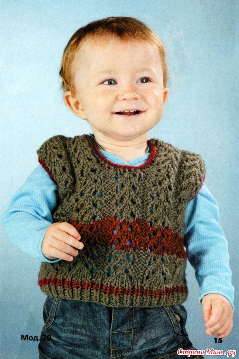 Вязание для детей. - svoimi-rukami 85