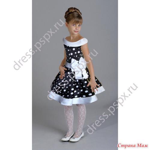 платье на кокетке фото