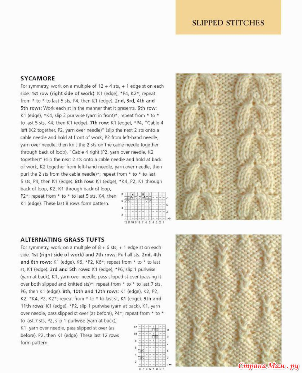 400 Knitting Stitches Download : 400 Knitting Stitches Great Stitch Patterns images