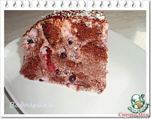 Творожно-йогуртовый торт рецепт с фото