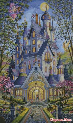 Зимний замок хаед схема