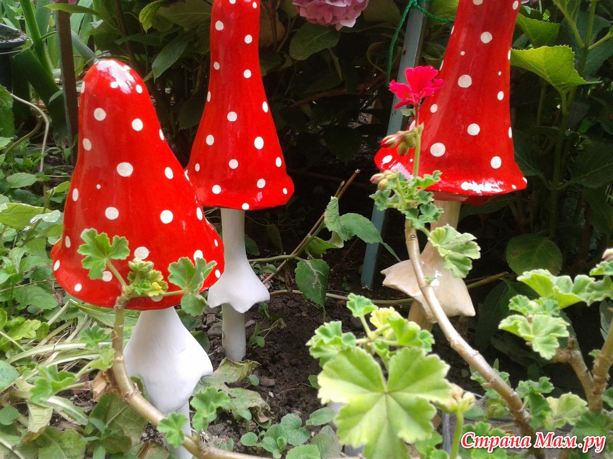 Гусеница для сада из гипса своими руками мастер класс