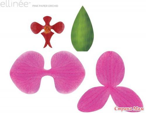 Сделать орхидеи своими руками