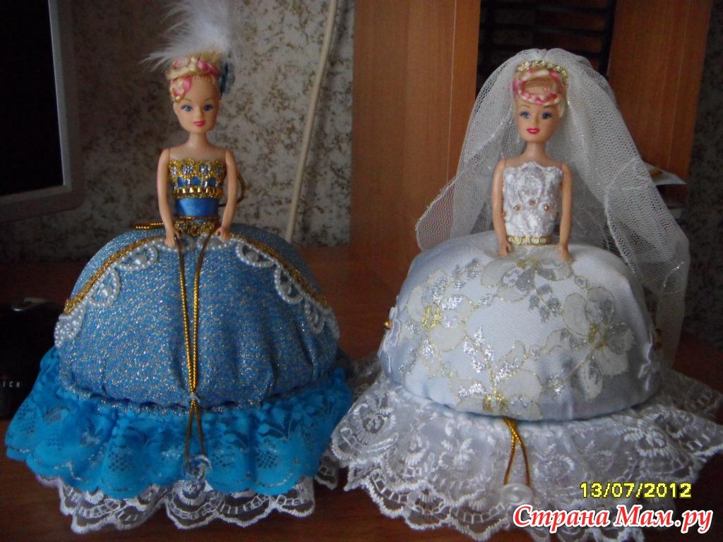 Шкатулки из кукол своими руками мастер класс