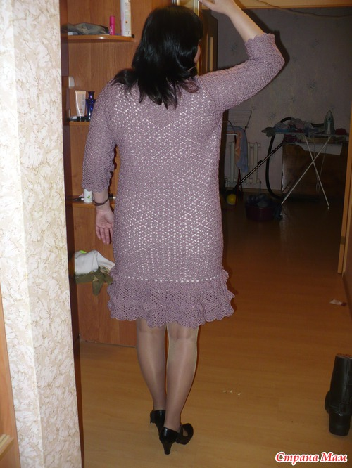 Фото теток в платьях 29 фотография