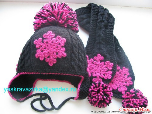 Немного шапочек к холодам... - В.Г.У. - Вязаные Головные Уборы - Страна Мам