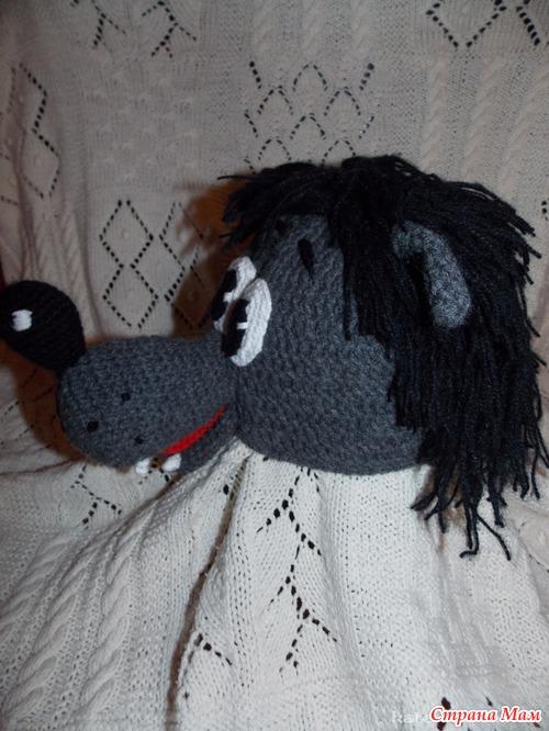 Связать шапку волка спицами - 25 чудных вязаных шапок, которые не додумалась бы связать