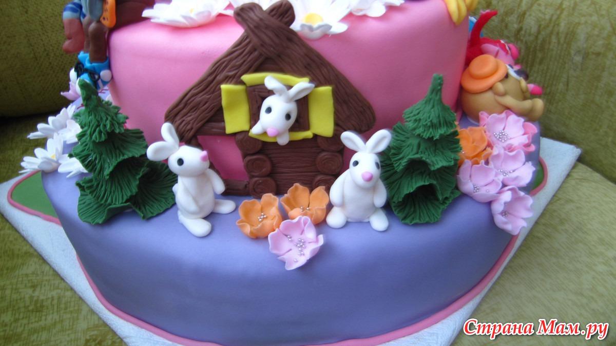 Торт в виде блина для штанги фото 2