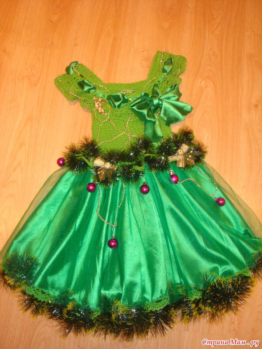 Новогодний костюм елочки Страна Советов 39