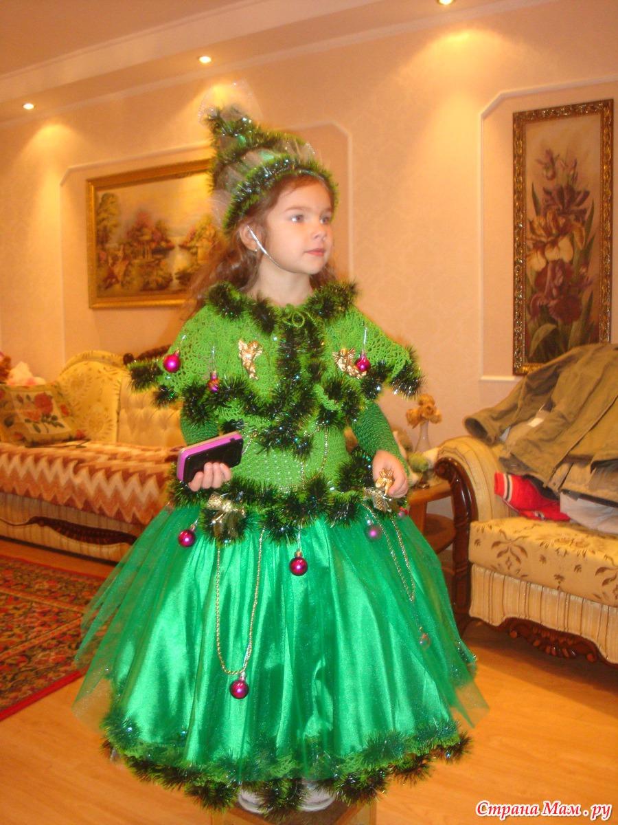 Новогодний костюм елочки Страна Советов 62