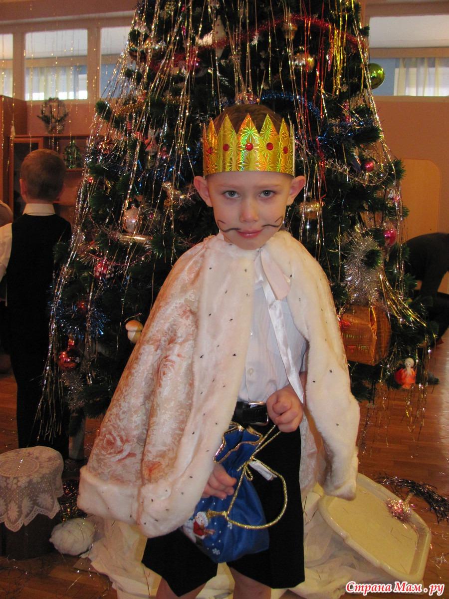 Своими руками костюм на новогодний утренник на мальчика