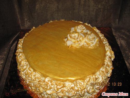 Торт на 25 летие рецепт с фото
