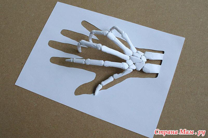 Мультик из бумаги своими руками