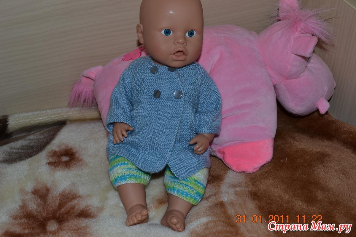 Вязание для беби борнов 55