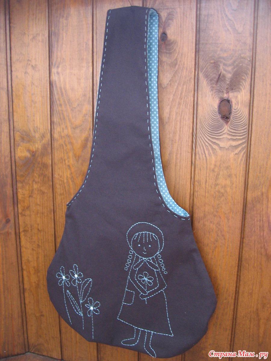 Сумка текстильная.Хлопок плотный ИКЕА,американский хлопок-подклад.