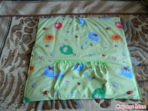 Одеяло на выписку своими руками из флиса 61