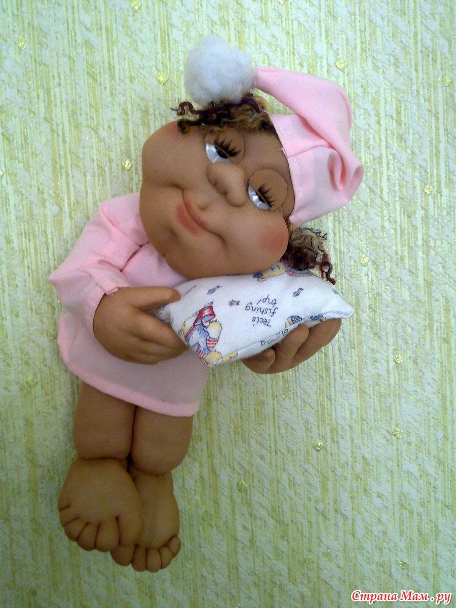 Куклы своими руками синтепон 94