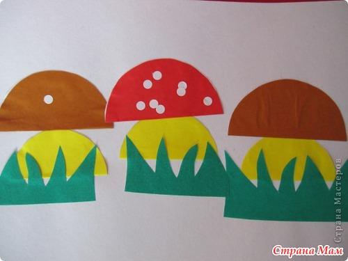 Поделки для детей от 4 до 5 лет из гофрированной бумаги