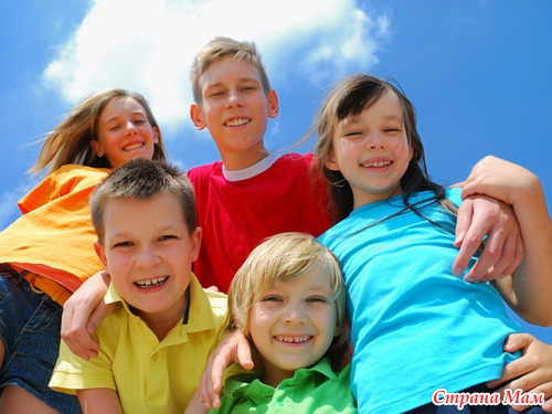 Посвящен праздник день защиты детей