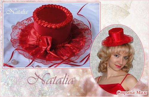 Мк шляпка для девочки мастер класс