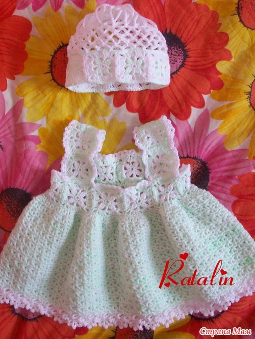 Фото девочек 6 месяцев в платье